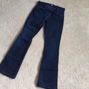 7 For All Mankind Kimmie Curvy Bootcut Jeans